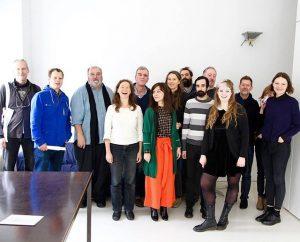 Missed the Q21 studio visit? Get an idea of our #artistsQ21 presentation within the framework of #viennaartweek17 on our Blog #MQblog (Link in bio)  In the pic: Georg Weckwerth @tonspur_______folgen, Gerald Straub, Bill Seaman, Karen Werner, Robert Perišić, Željka Blakšić aka Gita Blak @zeljkagitablak , Elisabeth Hajek (Q21), Sillyconductor, Michael J. Epstein @michael.j.epstein, Chris Sims, Sophia Cacciola @donotforsakeme, Robert Punkenhofer @viennaartweek, Laura Lotti @riat_at  Photo: Taha Ghanimi-Fard Q21