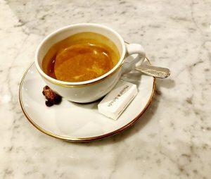 Espresso @meisslundschadn #espresso #derespressodanach #viennaespresso #meisslundschadn #grandferdinand #coffee #vienna Meissl & Schadn - Restaurant Vienna
