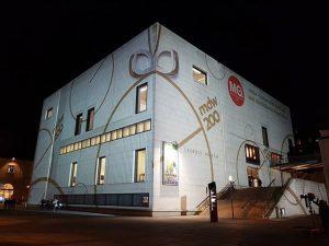 grande finale, tonight @ MQ. #mdw200 #mdwwien #mqvienna #mq #mqwien #visuals #lichttapete MQ – MuseumsQuartier Wien