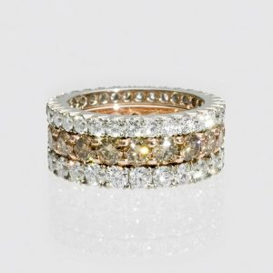 Bandrings #champagne #highjewelry #jewelry #jewellery #ring #silver #gold #fine #artisan #luxury #custom #art #blingbling #fashion #hautejewelry #jewelrygram...