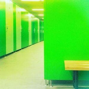 #lockerroom #oberlaa #bath #therme #spa Therme Wien