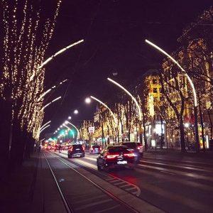 #Vienna #Wien #Ringstrasse #Xmaslights