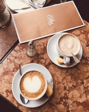 mmmelange moments in the coffee city ☕️🎡 • #cammycoffeespots #coffeegram #coffeetime #coffeelover #coffeetable #coffee #cups #melange #latteart...