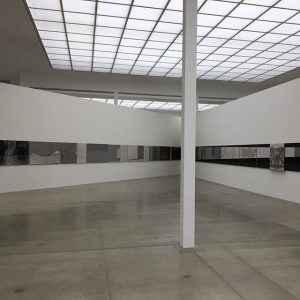 "current Exhibition | secession Vienna: Rebecca H. Quaytman | ""An Evening, Chapter 32"" ..."