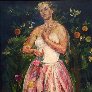 #Wien - #Museumsquartier - #LeopoldMuseum - sehenswerte Retrospektive des akademischen expressionistischen Malers #AntonKolig (1886-1950), der einen wesentlichen...
