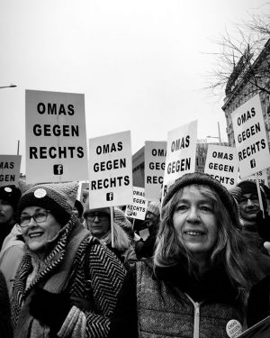 wir sind viele. #vienna