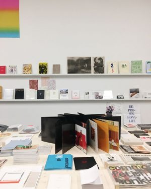 The Bookshop as Medium is a section in the exhibition Publishing as an Artistic Tools at @kunsthallewien....