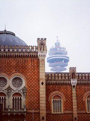 #arsenal #heeresgeschichtlichesmuseum #tower #funkturm #dritterbezirk #wienmalanders #igersvienna