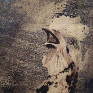 #gockel von #victorhugo im @leopold_museum 🐔 . . . #art #museum #chicken #rooster #wien #vienna Leopold Museum