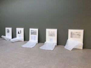 Olga Chernysheva, installation view, KOHTA place, Helsinki, 2018 #OlgaChernysheva #takeover #ViennaSecession #2018 #Helsinki Vienna Secession