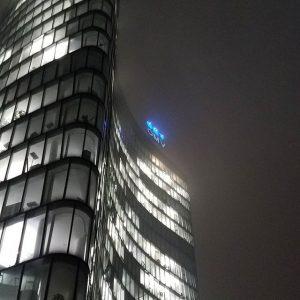 Just to show how #foggy it was in #vienna Vienna, Austria
