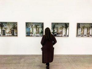 the square (2018) _______________________ #sundaymuseum #museum #museumday #artgallery #spurendespolitischen #museumsquartier #museumsquartiervienna #mumok #mumokmuseum #viennaart #artinvienna #viennamuseum #igeravienna...