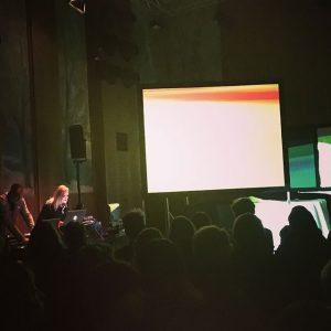 STATION ROSE 30.0-1 live at #Radiofunkhaus, #kunstradio, 2 days ago #stationrose #digitalart #electronica #glitchart #30.0 fotos by...