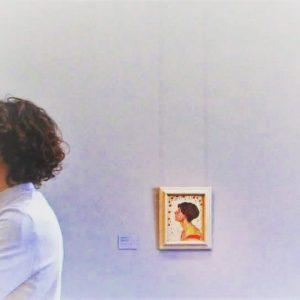 Ferdinand Hodler. Portrait of Valentine Gode-Darel #ferdinandhodler #leopoldmuseum#artlovergirl #vienna #travelvienna #museumlover Leopold Museum