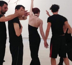 #tbt to dancing in the Leopold Museum in Vienna during Impulstanz in 2014. Such a pleasure to...