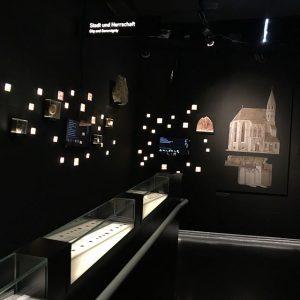 Das @wienmuseum hat viele Außenstellen - eine davon ist die Virgilkapelle, eine unterirdische ...