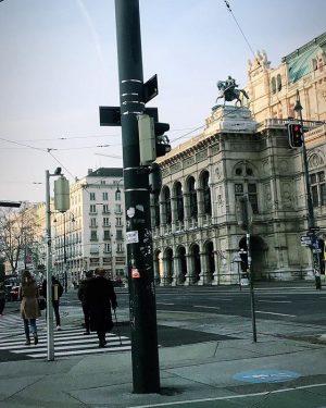 Vienna you looking good 🌺#vienna #onebiglove #global #city #austria #amazing #opera #trip #citylife #livinglife Vienna, Austria