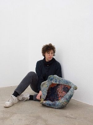 Wonderful Cathrin Mayer, curator @kwinstitutefcontemporaryart in Berlin interviewed artist Liesl Raff for @pwmagvie ...