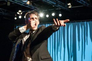 Kritik – aktionstheater ensemble: Swing. Dance To The Right
