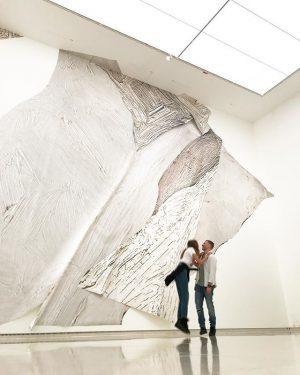🦁 #leopoldmuseum 👀 #austria #vienna #travel #egonshiele #klimt #kiss #art #couple Leopold Museum
