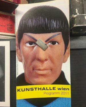 #danielgeofuchs #toygiants #spock #varolcollection #galerievonbraunbehrens #kunsthallewien