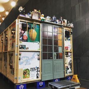 #mumok #summer2017 #cafehansi #hansschabus Mumok, Museum of Modern Art, in Vienna.