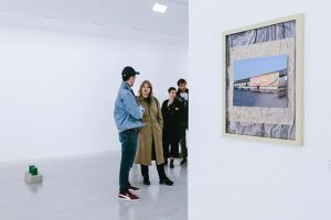 Julian Turner, born in 1985 in Hamburg, is the second winner of the Kapsch Contemporary Art Prize,...