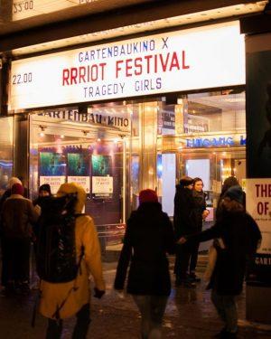 @rrriotfestival day 2 (c) @wurlidaps // @gartenbaukino #riotfestival #rrriot #rrriotfestival #rrriot18 #rrriot2018