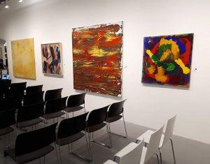 Alles bereit für die 8. Ressler Kunstauktion! Start ist um 18:00!