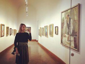 Belvedere . . . #mirror #reflection #belvedere #museum #vienna #art #frames #perspective Belvedere Museum