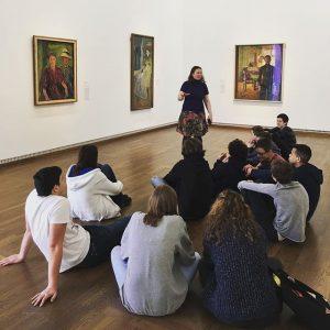 Richard Gerstl. Kunstgeschichte lernen... Wien um 1900. Klimt - Moser - Gerstl - Kokoschka. • • •...