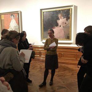 #stellarollig #general #director #belvederemuseum #klimt #pressconference #new #new #accrochage