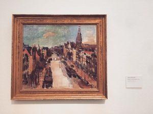 A m s t e r d a m 🛶 #amsterdam #kokoschka #oskarkokoschka #wienum1900 #exhibition #exhibitionroom #artlover...