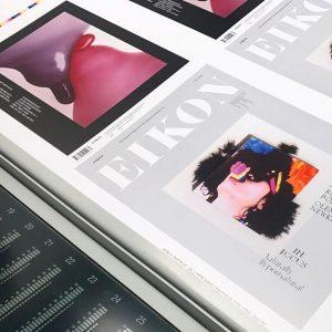 #EIKON #magazine sneak peek #issue #101 new new new