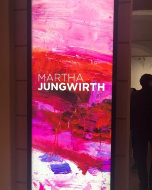 Opening of the Martha Jungwirth Exhibition at Albertina. #albertina #vienna #fineart #paintings #marthajungwirth #museum #exhibition #opening #austria...