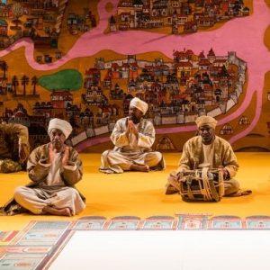 """Mit """"The Song of Roland: The Arabic Version"""" zeigt der Künstler Wael Shawky eine besondere Form des..."""