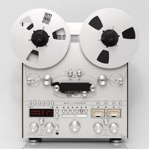 #rejoice The revival of the tape machine!! Indicates a mechanical