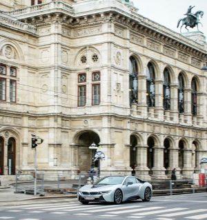 #BMW #BMWi #i8 Vienna, Austria