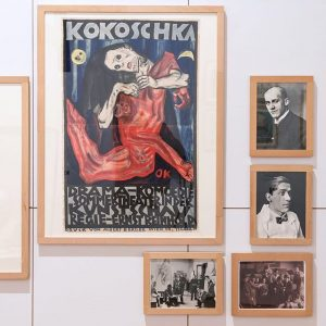 Oskar Kokoschka (1886-1980), who studied at the School of Arts and Crafts from 1904 to 1999, was...