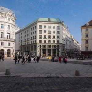 Looshaus | Adolf Loos | Vienna, Austria . . . #openhousewien @n_kuklakis Vienna, Austria
