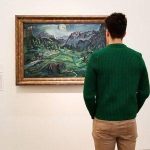 Ha felmegyek a budai nagy hegyre, Letekintek, letekintek a völgybe, Ott látom a, ott látom a kicsi...