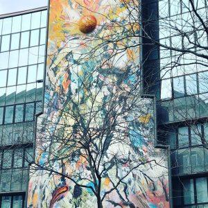 Streetart ... #vienna#city#storecheck#art#streetart Vienna, Austria