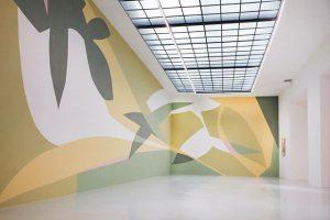 Frauke Dannert 'folie [fɔli]' On view until 28th April 2018 at @galerie.kandlhofer.  #contemporaryvienna #contemporaryart #fraukedannert Galerie Lisa Kandlhofer