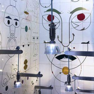 Kennt ihr schon das Kunstwerk in der neuen U1-Station Altes Landgut? . . . . U-Bahn-Stationen sind...
