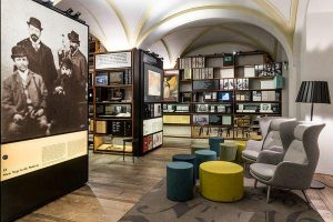 Eine neue #Ausstellung im #Literatur #Museum zeigt: