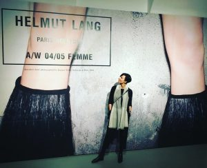 Me at the Exhibition of Helmut Lang @mak_vienna #fashion#design#art#exhibition#style#instalove#black#white#mak#museum#modernart#avantgarde#instyle#lifestyle#sundaymood#vienna#austria MAK - Austrian Museum of Applied Arts /...