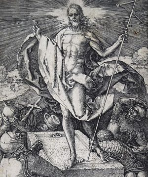 Happy Easter from the team of #akademiegalerie and #kupferstichkabinett of the #academyoffinearts #vienna ✨ Albrecht Dürer, Resurrection...