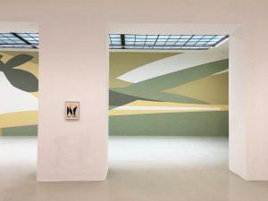 Frauke Dannert, Installation View #iphonesnap Galerie Lisa Kandlhofer -