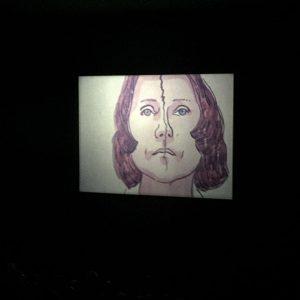 #marialassnig rediscovered films on screen @austrianfilmmuseum last night. Österreichisches Filmmuseum
