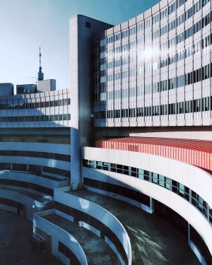 . . . . . #LNF18 #IAEA #ViennaInternationalCentre #VIC #ScienceInAction #icu_architecture #jj_architecture #creative_architecture #arkiromantix #tv_architectural #archimasters #excellent_structure...